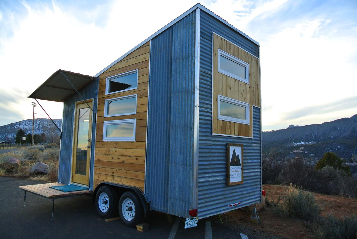 Tiny Home Designs: Rocky Mountain Tiny Houses
