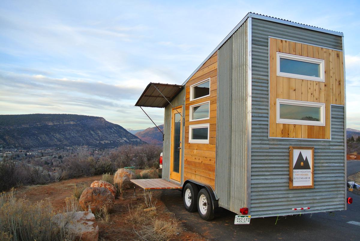 Boulder Tiny House Rocky Mountain Tiny Houses