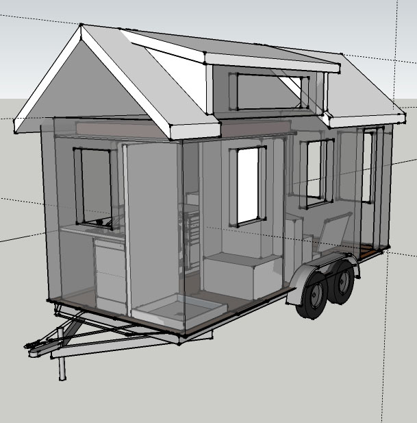 Tiny House Design: Boulder