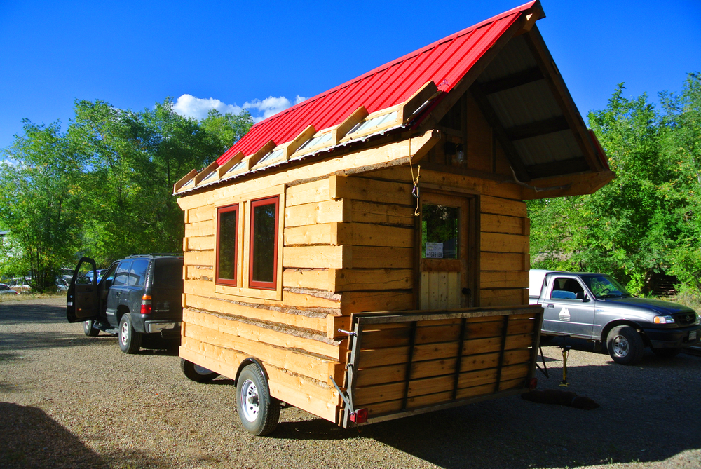 Durango Tiny House: The Original Rocky Mountain Tiny House!