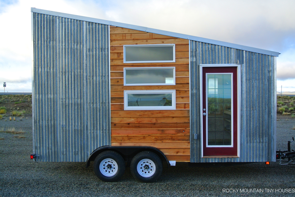 Live Simply Rocky Mountain Tiny Houses