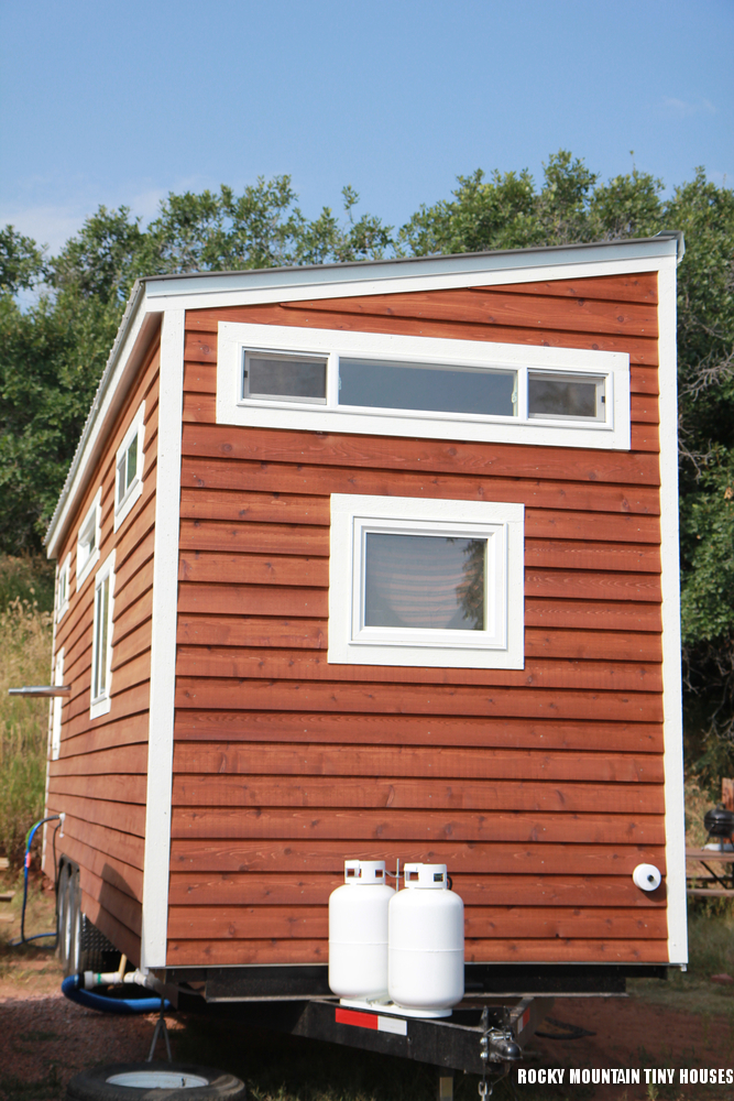 Tiny Home Designs: Custom HOMe Tiny House Build