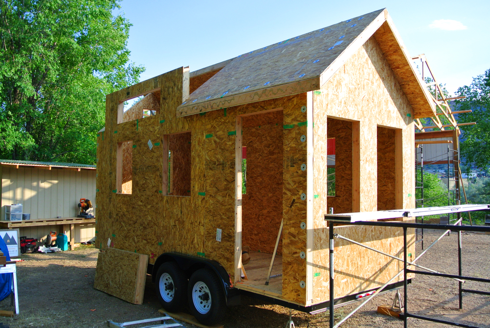 Structural insulated panel home kits canada review home co for Sip tiny house kit