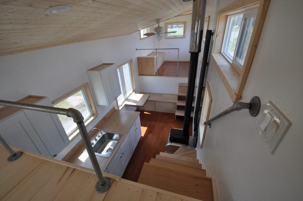 Otsego Gooseneck Tiny House Rocky Mountain Tiny Houses