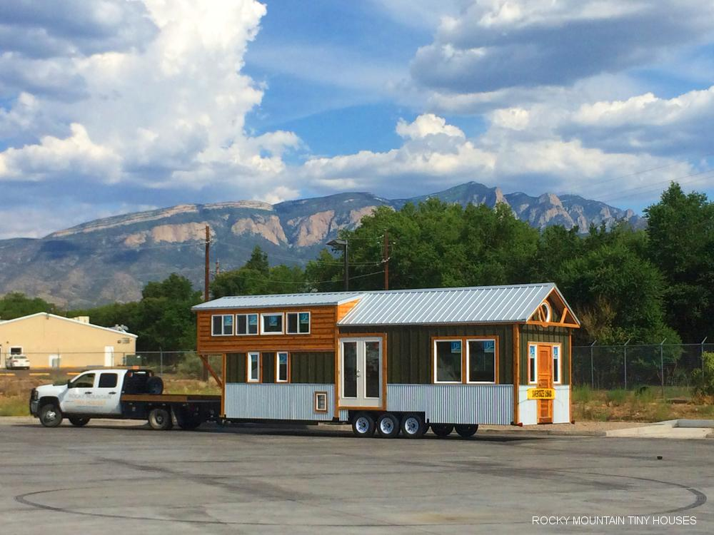 Tiny House Size Limitations - Rocky Mountain Tiny Houses